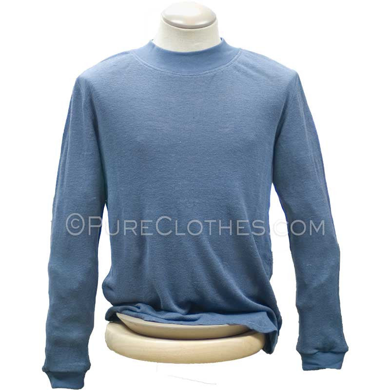 Organic Hemp Turtleneck