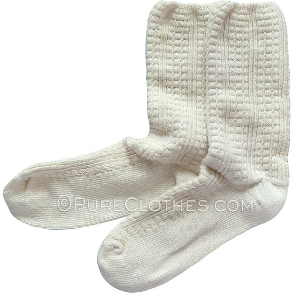 Certified Organic Cotton Socks