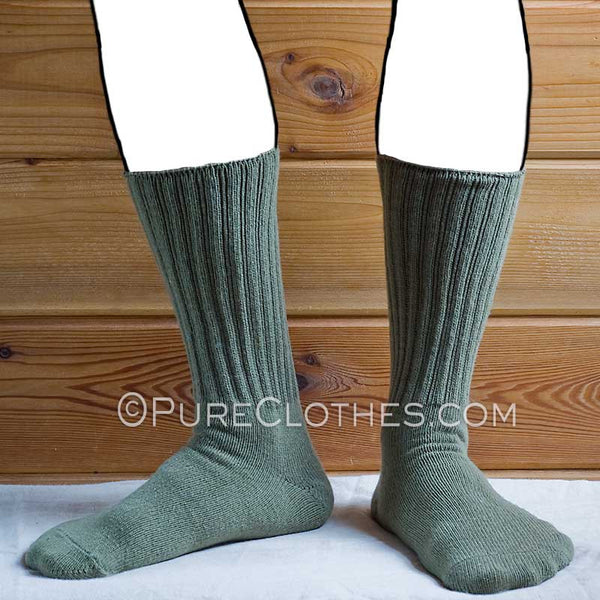 Organic Wool Socks
