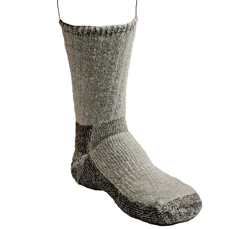 Organic Mountain Hiker Wool Socks