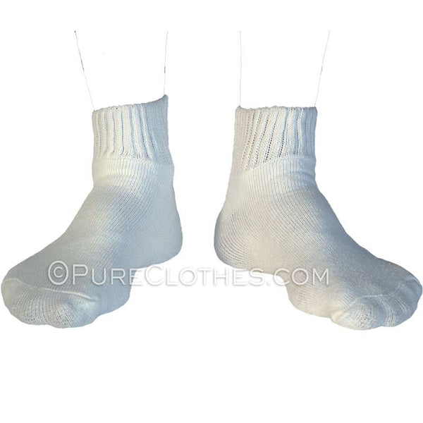 Organic Cotton Anklet Socks