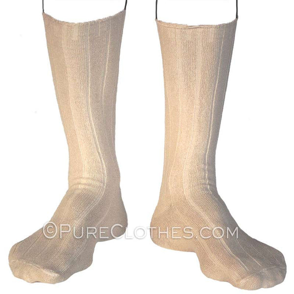 Organic Cotton Dress Socks