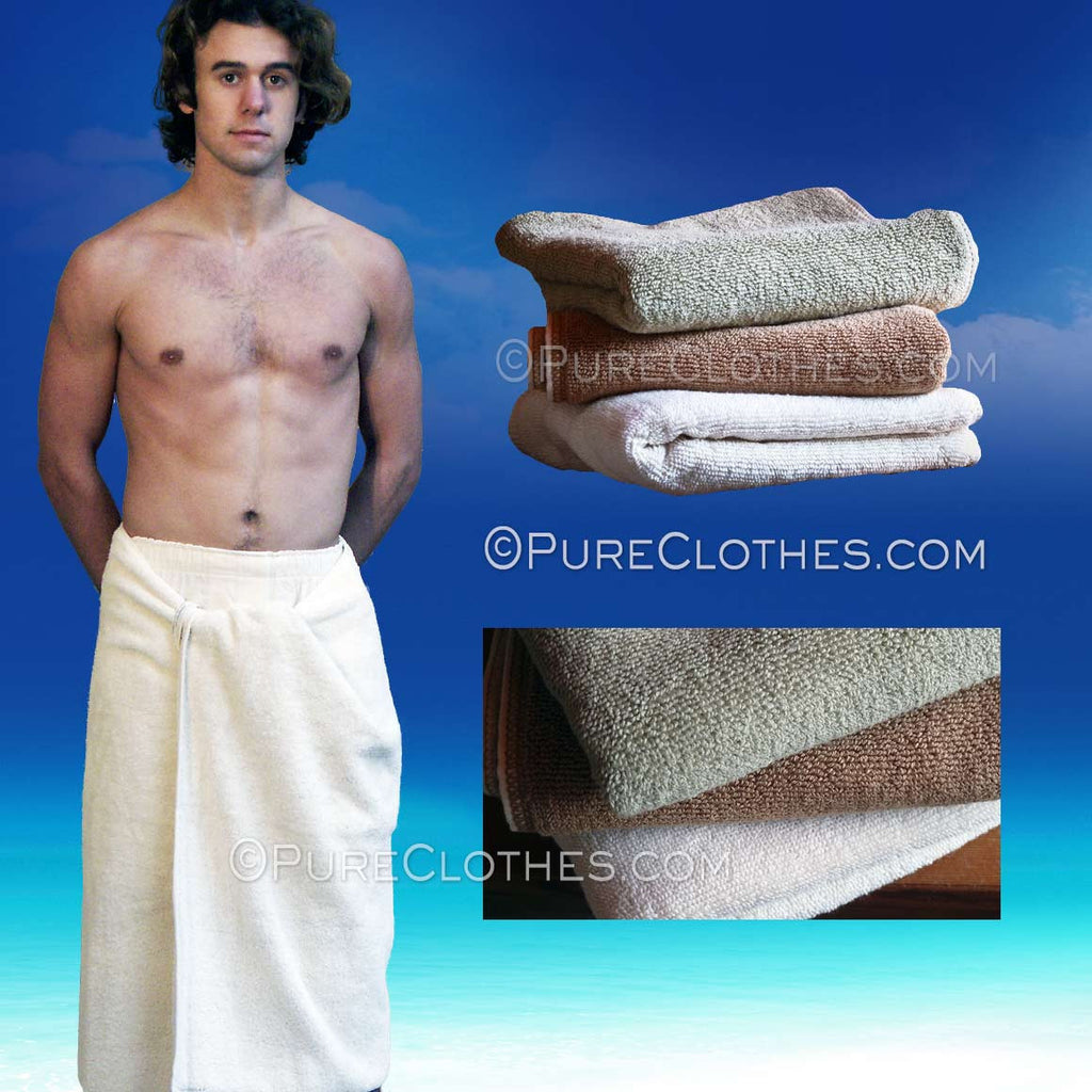 Organic Cotton Terry Towels ($9-$139)