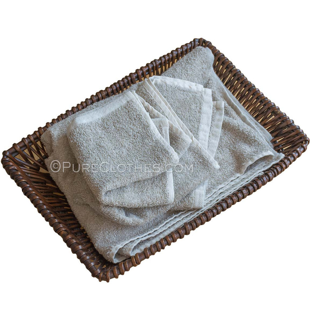 Organic Linen Terry Towels ($15 - $149)