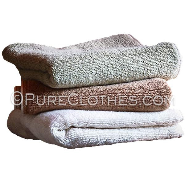 100% Organic Cotton Bath Mats