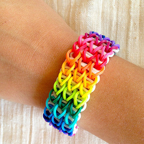 Loom Band 600 Pieces - BoardwalkBuy - 1