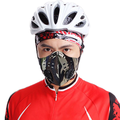 Fitness Training Face Mask