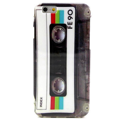 Retro Cassette TPU Case for iPhone 6 Plus - BoardwalkBuy - 1