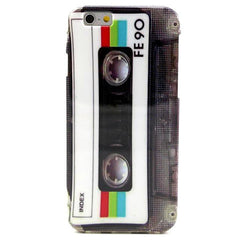 Retro Cassette TPU Case for iPhone 6 - BoardwalkBuy - 1