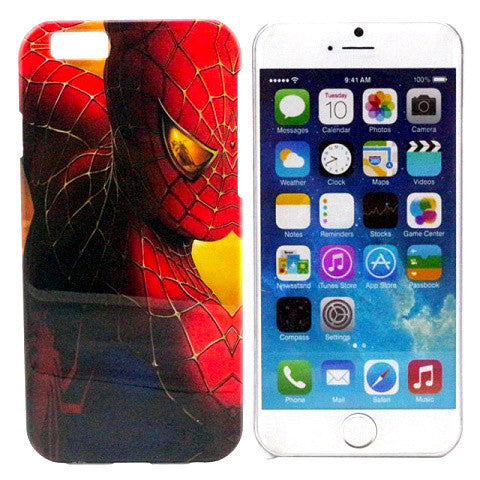 Spider Man PC Hard Case for iPhone 6