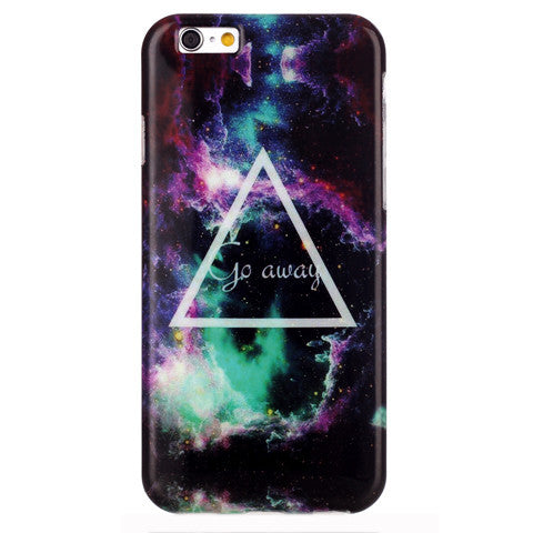 Triangle Star hard case for iphone 6 plus 5.5 inch - BoardwalkBuy - 1