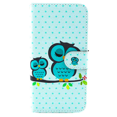 Owl Leather Stand Case For iPhone 6 Plus - BoardwalkBuy - 4