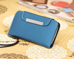 iphone 6 Scrub PU leather wallet case - BoardwalkBuy - 5