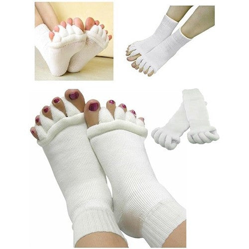 Unisex Reflexology Massage Socks - BoardwalkBuy - 1