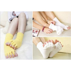 Unisex Reflexology Massage Socks - BoardwalkBuy - 4