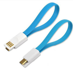 magnetic colorful Micro data sync cable for Xiaomi - BoardwalkBuy - 2