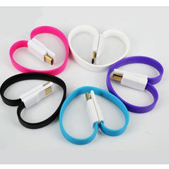 magnetic colorful Micro data sync cable for Xiaomi - BoardwalkBuy - 7