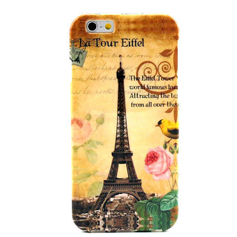 Eiffel Tower TPU Case for iPhone 6 - BoardwalkBuy - 1