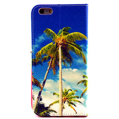 Coconut Palm Leather Case for iPhone 6 - BoardwalkBuy - 2