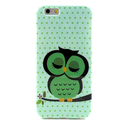 Cartoon Soft TPU Case for iPhone 6