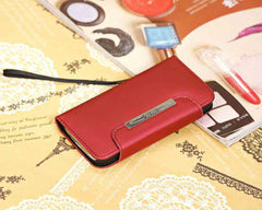 iphone 6 Scrub PU leather wallet case - BoardwalkBuy - 8