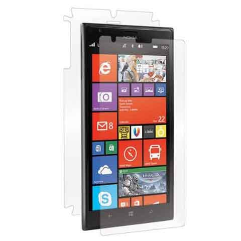 Clear Full Body Protectors for Nokia Lumia 1520 Durable Protection - BoardwalkBuy