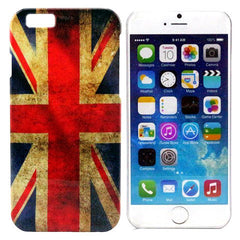 Retro UK Flag Hard Case for iPhone 6 - BoardwalkBuy - 1