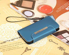 iphone 6 Scrub PU leather wallet case - BoardwalkBuy - 6