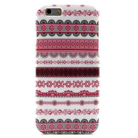 Tribe Pattern TPU Case for iPhone 6 Plus - BoardwalkBuy