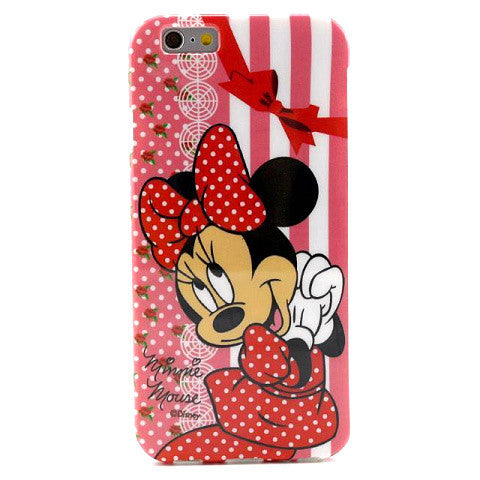 Minnie TPU Case for iPhone 6 Plus - BoardwalkBuy