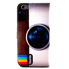 Retro Camera Leather Case for iPhone 6 - BoardwalkBuy - 2