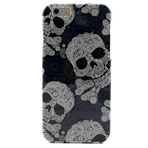 Skeleton TPU Case for iPhone 6 Plus
