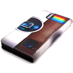 Wallet Style Leather Case for iPhone 6 Plus - BoardwalkBuy - 4