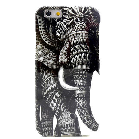 Elephant TPU Case for iPhone 6 Plus