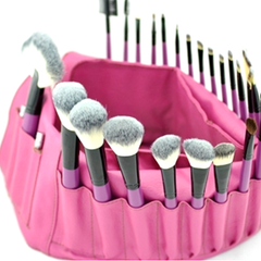 Purple Tulip 24 Piece Brush Set - BoardwalkBuy - 2