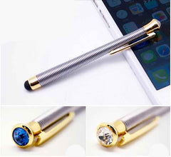 ipad and phone universal spring touch pen - BoardwalkBuy - 4