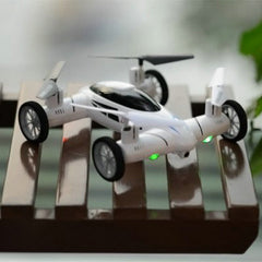 SY X25 2.4G RC Quadcopter  -  WHITE - BoardwalkBuy - 7
