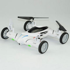 SY X25 2.4G RC Quadcopter  -  WHITE - BoardwalkBuy - 2