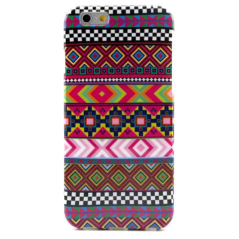 Tribe Style TPU Case for iPhone 6 Plus - BoardwalkBuy