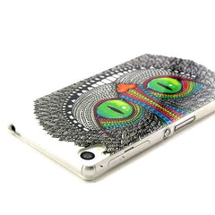 Owl TPU Case for Sony Xperia Z3 - BoardwalkBuy - 3