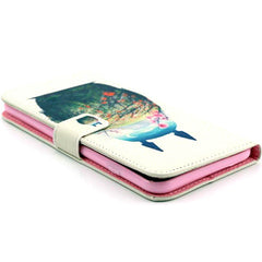 PU Leather Stand Case for iPhone 6 Plus - BoardwalkBuy - 4