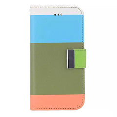 Rainbow Stand Leather Case for iPhone 6 - BoardwalkBuy - 4