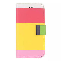 Rainbow Stand Leather Case for iPhone 6 - BoardwalkBuy - 3