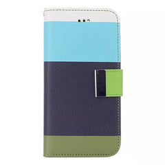 Rainbow Stand Leather Case for iPhone 6 - BoardwalkBuy - 2