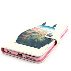PU Leather Stand Case for iPhone 6 Plus - BoardwalkBuy - 3