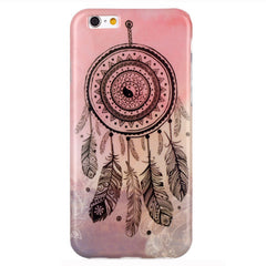 Pink Campanula hard case for iphone 6 plus 5.5 inch - BoardwalkBuy - 1