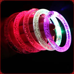 LED light-emitting armband flash safety warning outdoor sporting bracelet - BoardwalkBuy - 10