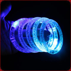 LED light-emitting armband flash safety warning outdoor sporting bracelet - BoardwalkBuy - 2