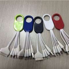Colorful Cabo Key  4 in 1 Micro USB Data Cable - BoardwalkBuy - 3