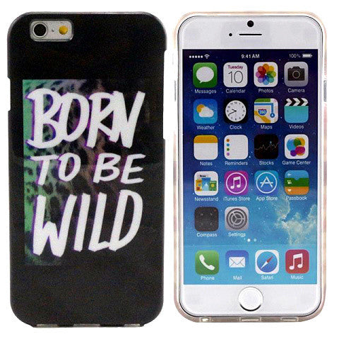 Soft TPU Case for iPhone 6 4.7 - BoardwalkBuy - 1